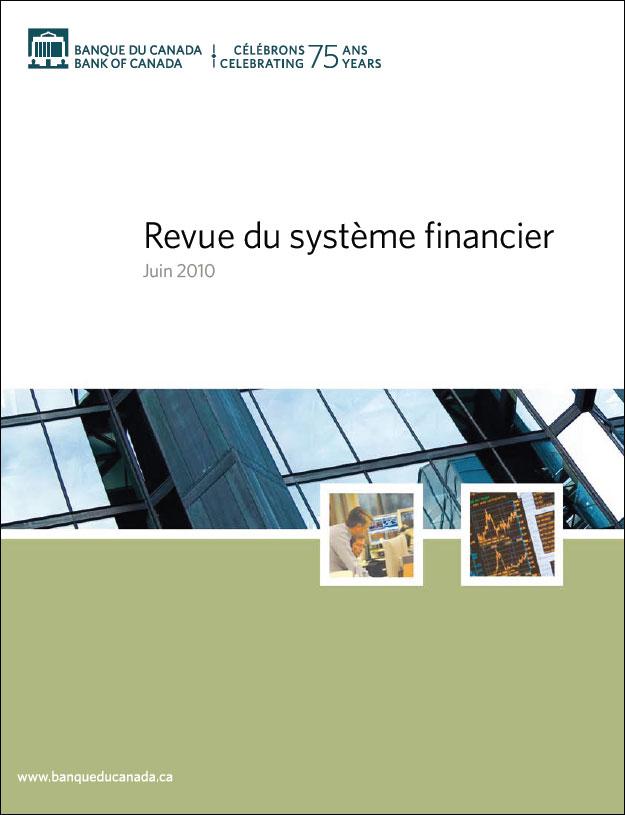 Revue du système financier - Juin 2010