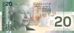 20 dollars - Série 2001-2004, L'épopée canadienne