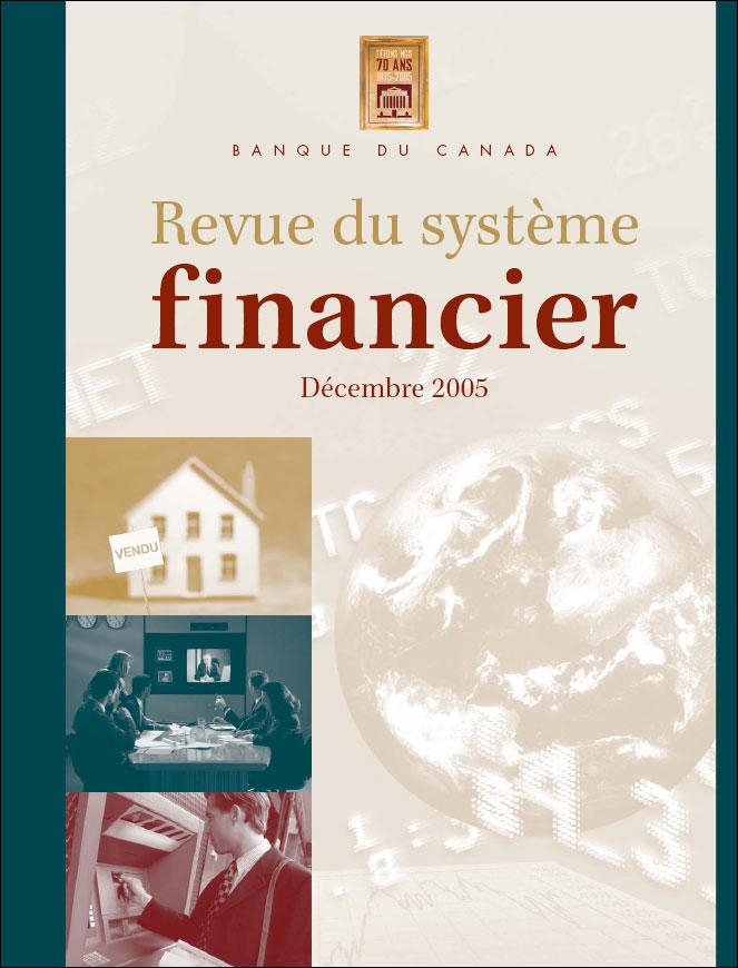 Revue du système financier - Décembre 2005