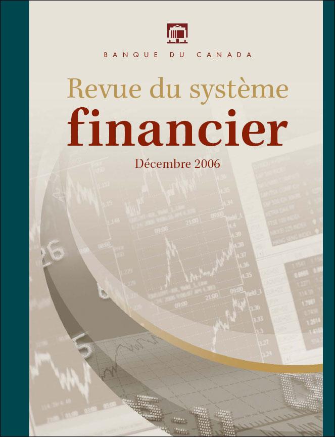 Revue du système financier - Décembre 2006