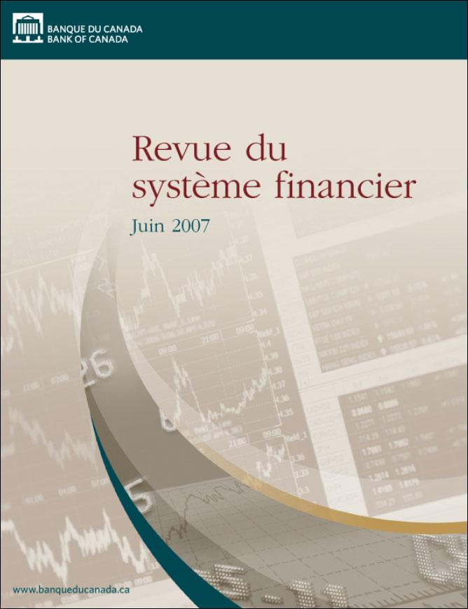 Revue du système financier - Juin 2007