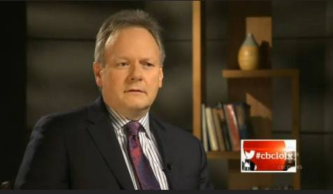 Steven S. Poloz - interview