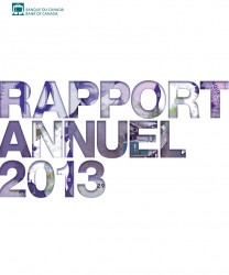 Couverture du Rapport annuel 2013