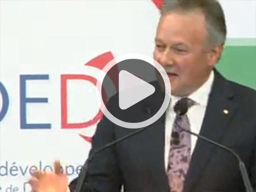 Speech Video - 16 September 2014