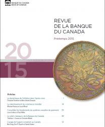 Revue de la Banque du Canada - Printemps 2015