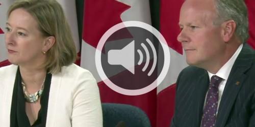 Monetary Policy Report - Speech - Audio - July 2015