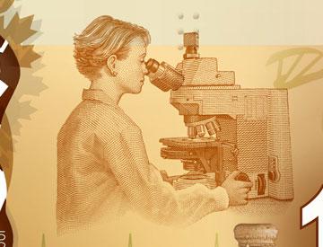 Cette chercheuse contemporaine représente l'engagement de longue date du Canada à l'égard de la recherche et de l'innovation médicale.