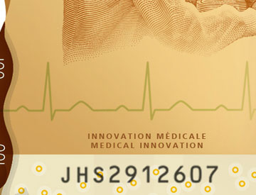 Le stimulateur cardiaque : une invention canadienne visant à maintenir un bon rythme cardiaque.