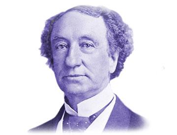 Les gouvernements formés par John A. Macdonald ont joué un rôle central dans la construction du chemin de fer transcontinental.