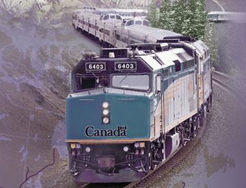 La <a href='https://www.flickr.com/photos/bankofcanada/10729871564/in/album-72157626881761575/'>locomotive</a> 6403 illustrée sur le billet a servi de décor au lancement de la coupure de 10 $ en 2013.
