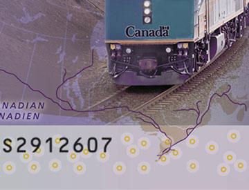 Le réseau ferroviaire de VIA Rail symbolise l'unification de notre vaste pays.
