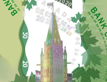 La chapelle du Souvenir de la tour de la Paix abrite sept livres du Souvenir qui répertorient les noms des Canadiens morts pour la patrie.