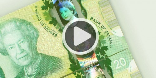 Billets De Banque Banque Du Canada