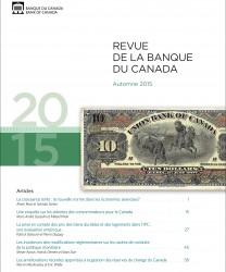 Revue de la Banque du Canada - Automne 2015