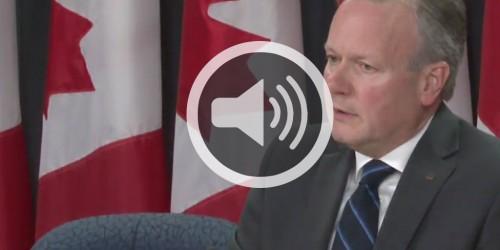 Monetary Policy Report - Speech - Audio - 20 January 2016