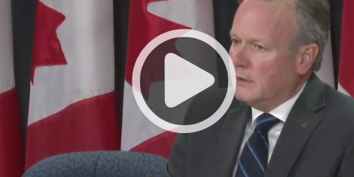 Monetary Policy Report - Speech - Video - 20 January 2016