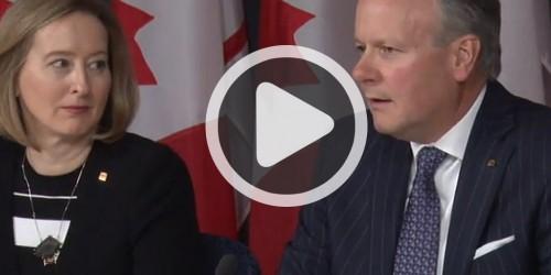 Monetary Policy Report - Speech - Video - 13 April 2016
