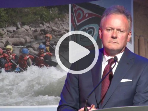 Speech Video - Poloz - 15 June 2016