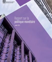 Rapport sur la politique monétaire - Juillet 2017