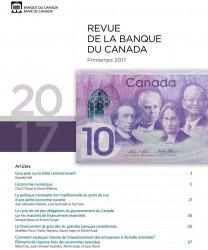 Revue de la Banque du Canada - Printemps 2017