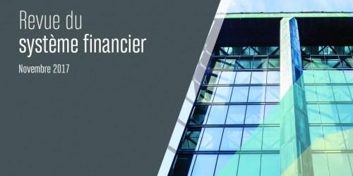 Revue du système financier - Novembre 2017