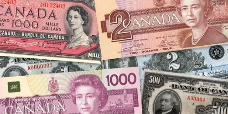 Changements concernant le cours légal des billets de banque