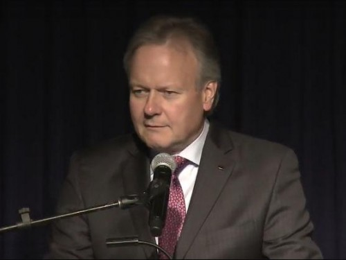 Stephen S. Poloz - Speech