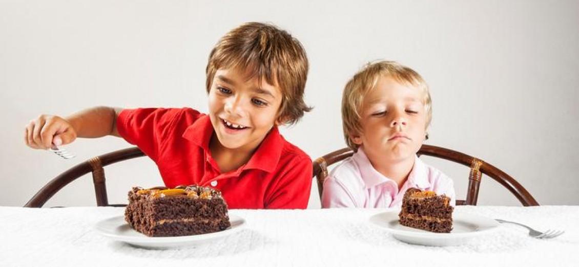 Uneven Cake