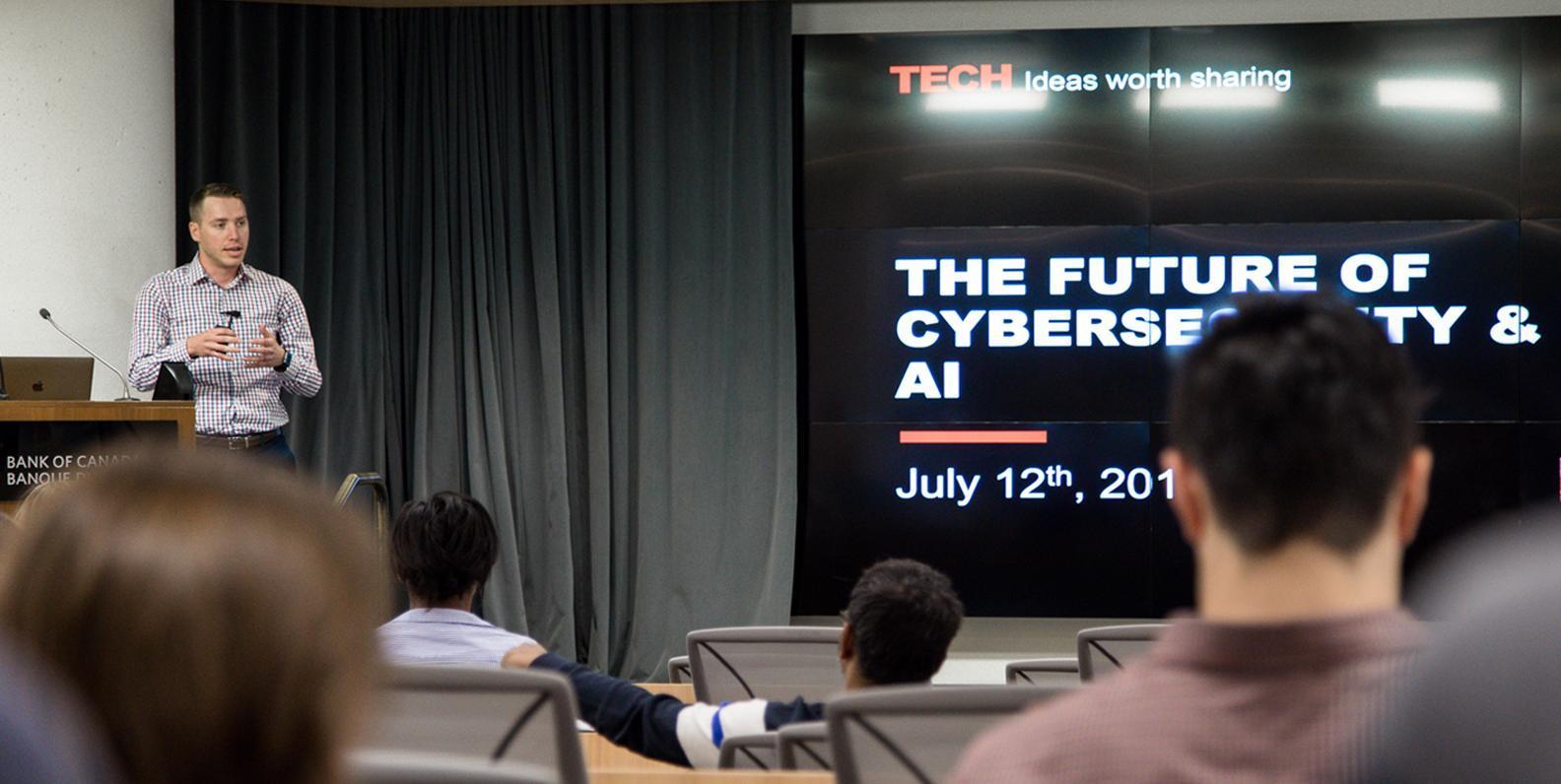 Jeff Schwartzentruber, Ph. D., de C3SA Cyber Security Audit Corporation