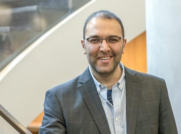 Nima Anvari, scientifique des données, MindBridge